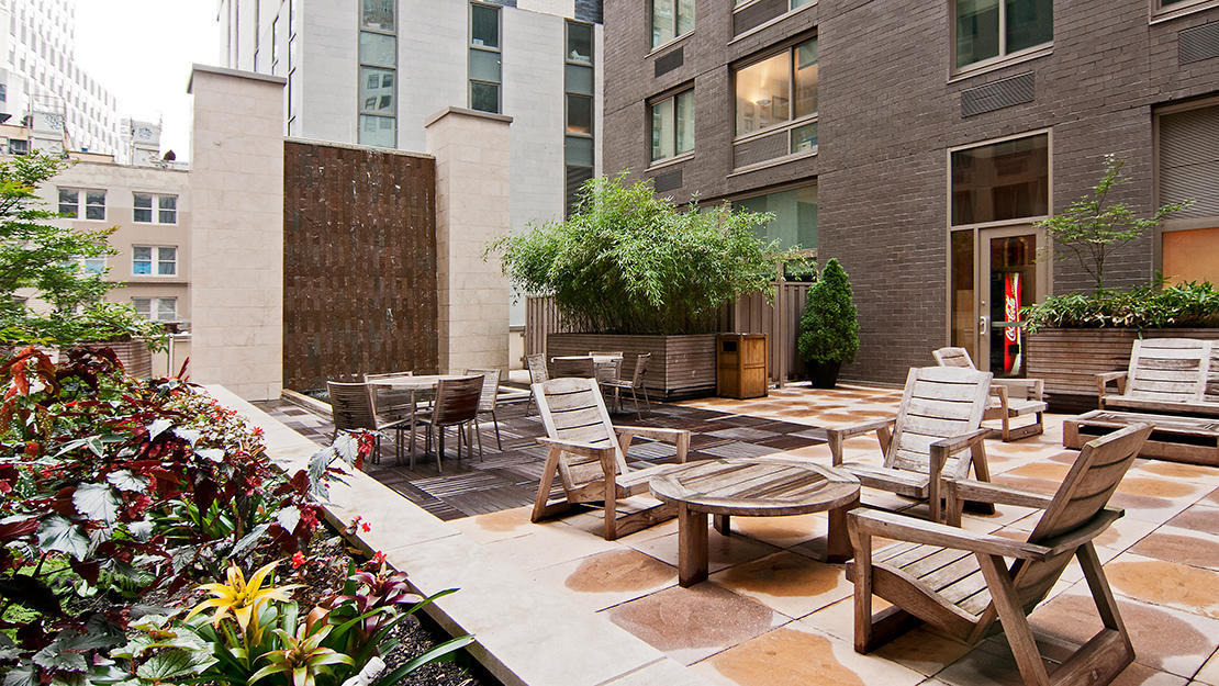 2 Gold St Rooftop Terrace